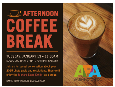APA_Afternoon_Coffee_Break