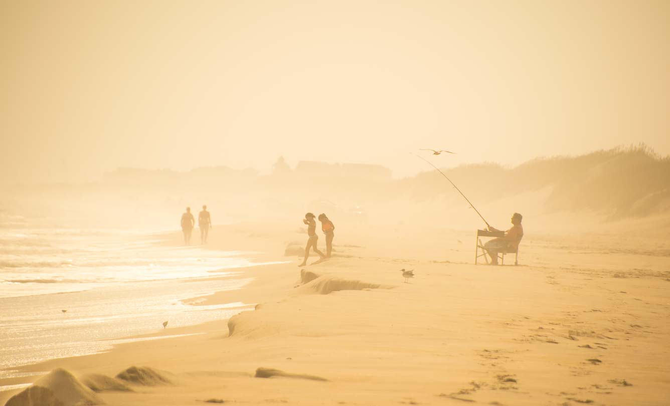 Virginia Photographer vacations on outer banks, NC