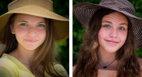 Fun Photography With Hats